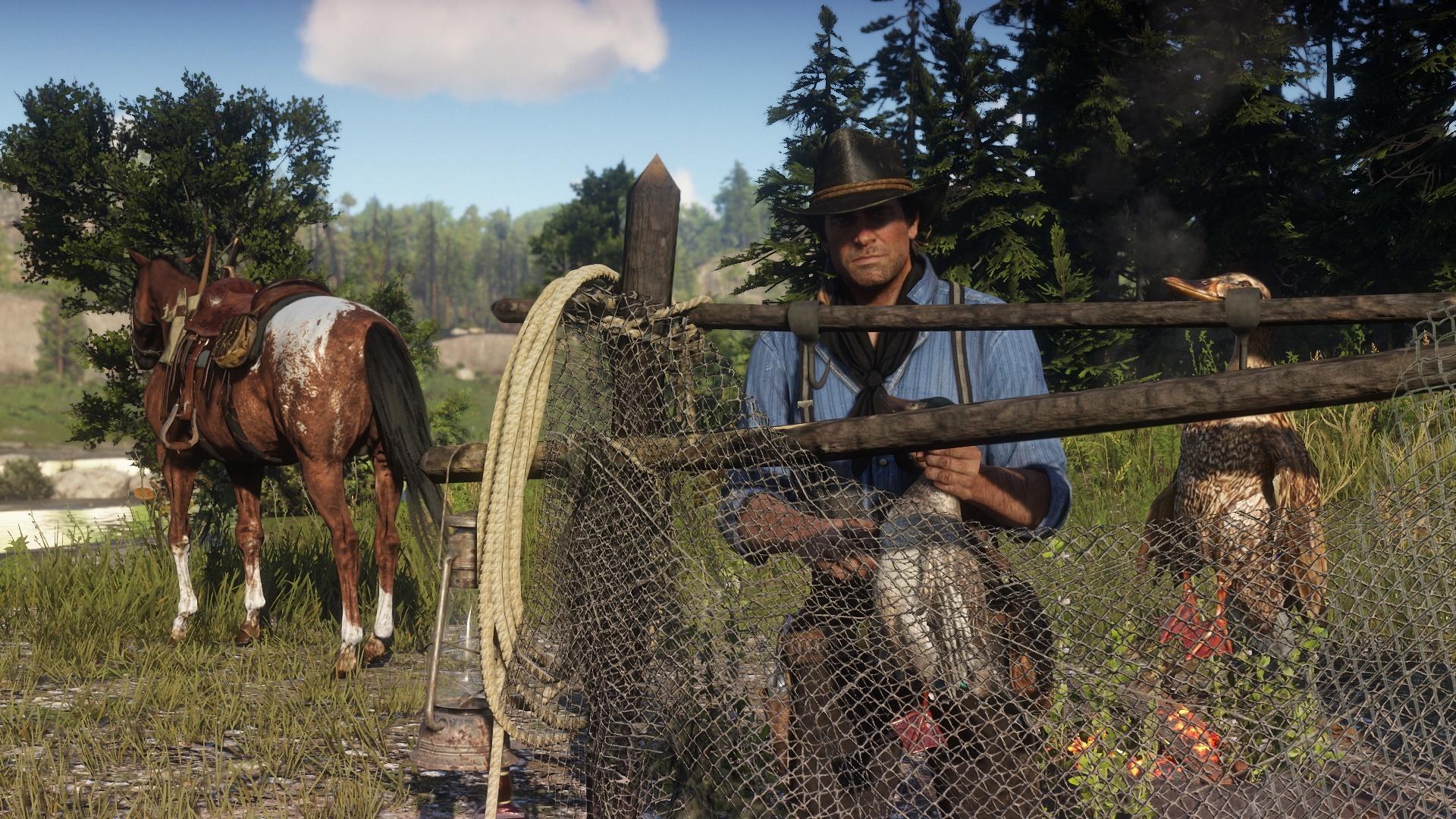 HIT letošního podzimu – Red Dead Redemption 2