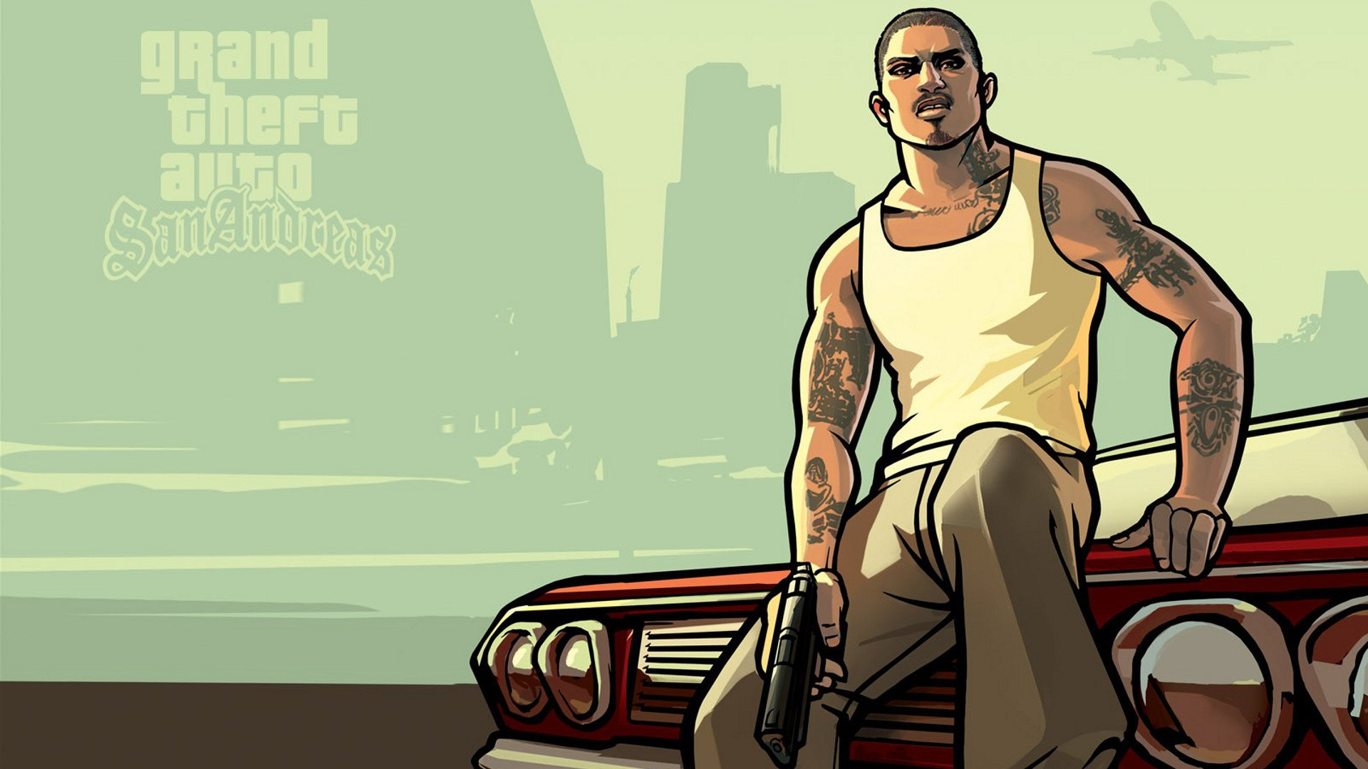 Oznámena hra Grand Theft Auto: The Trilogy