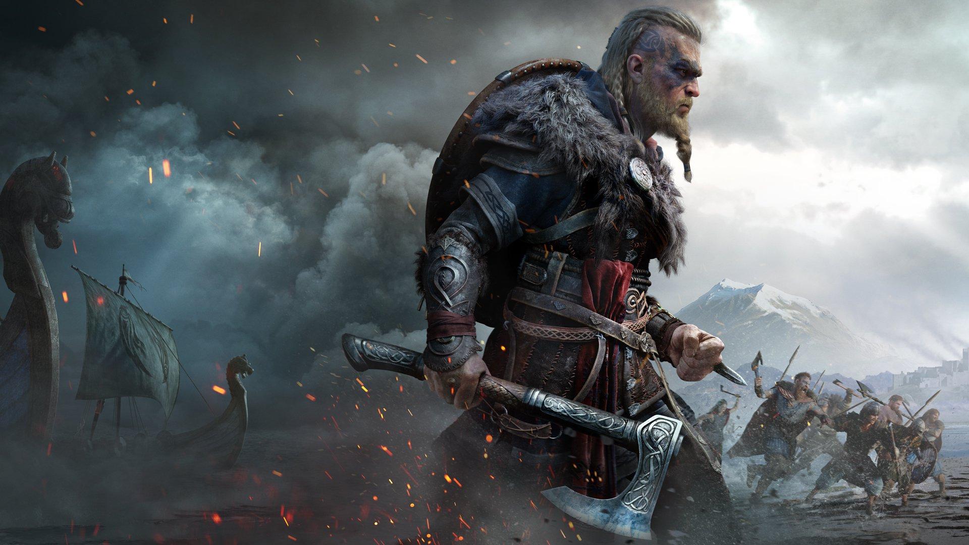 Assassin's Creed Valhalla je hrdinským eposem z doby vikingské