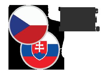 Doručujeme po celé ČR i na Slovensko
