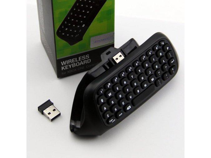 Xbox One Chatpad   Bezdrátová klávesnice k ovladači
