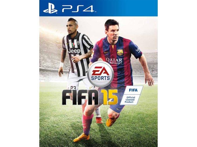 PS4 FIFA 15