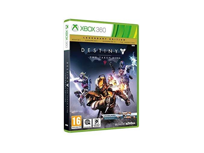 Xbox 360 Destiny: The Taken King