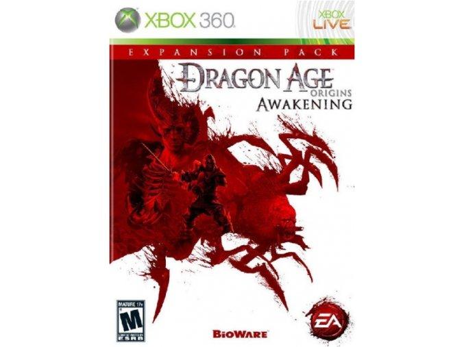 Xbox 360 Dragon Age: Origins Awakening Expansion Pack