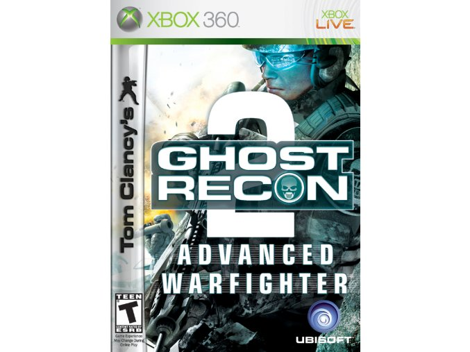 Xbox 360 Tom Clancy's Ghost Recon: Advanced Warfighter 2