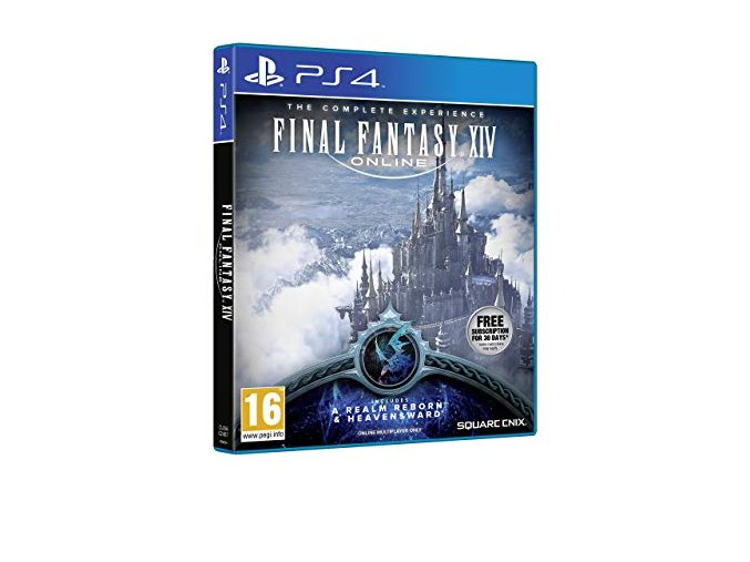 PS4 Final Fantasy XIV: Online