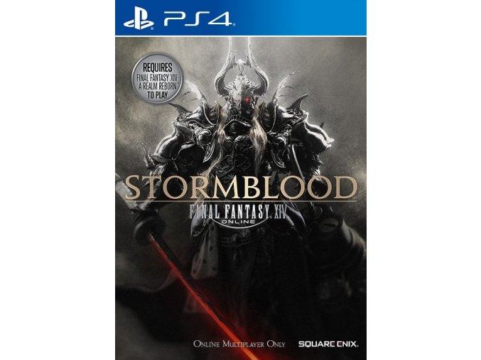 PS4 Final Fantasy XIV: Stormblood