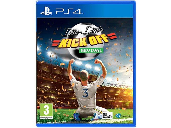 PS4 Dino Dini's Kick Off Revival