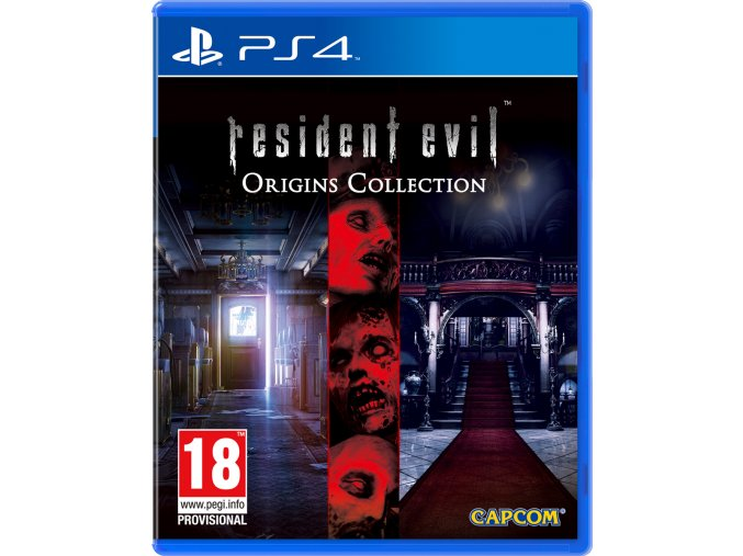 PS4 Resident Evil - Origins Collection