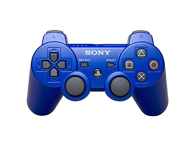 Sony Dualshock 3 Blue (PS3)