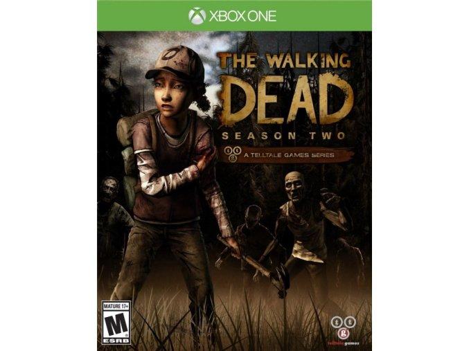 Xbox One The Walking Dead Season 2