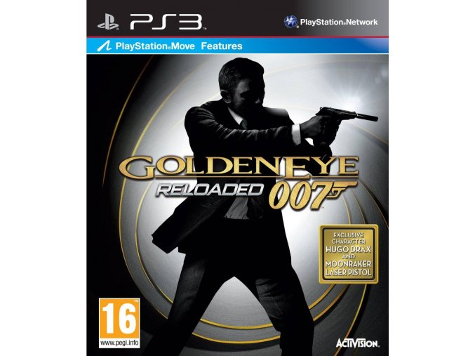PS3 GoldenEye 007: Reloaded