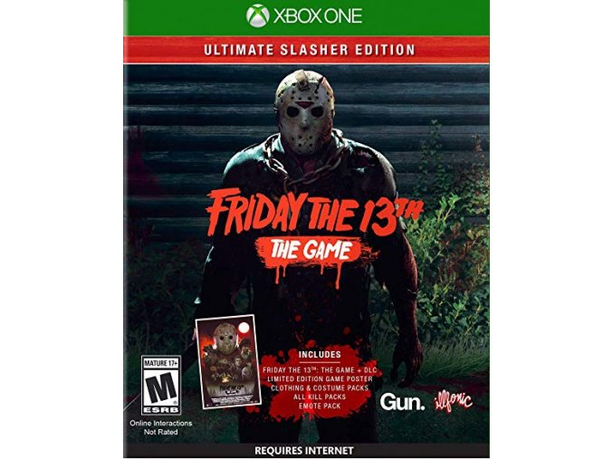 Xbox One Friday the 13th: The Game - Ultimate Slasher Edition