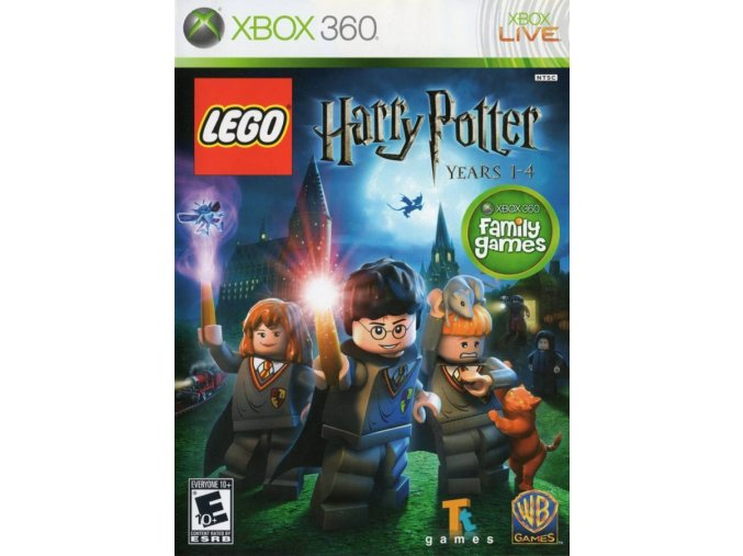 Xbox 360 LEGO Harry Potter: Years 1-4