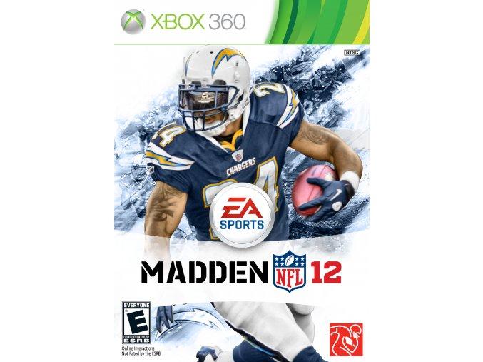 Xbox 360 Madden NFL 12