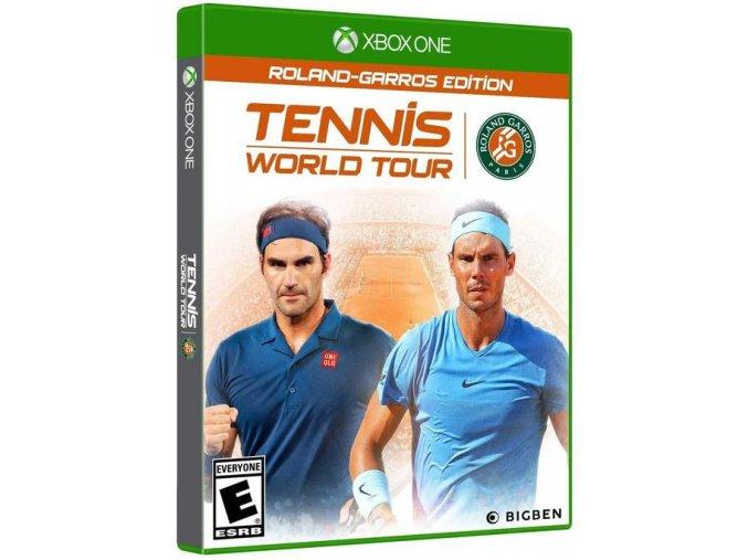 Xbox One Tennis World Tour - Roland-Garros Edition