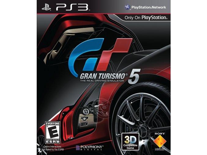 PS3 Gran Turismo 5