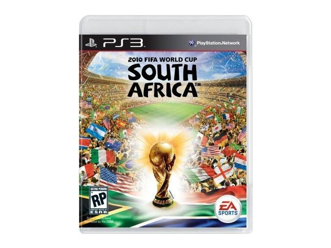 PS3 2010 FIFA World Cup South Africa