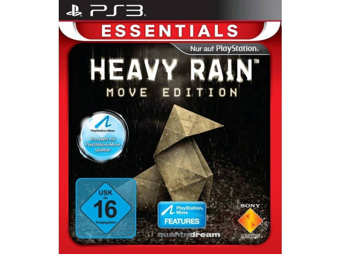 PS3 Heavy Rain (Move Edition)