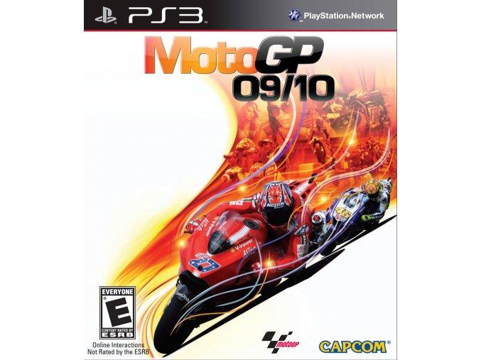 PS3 MotoGP 09/10