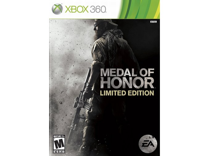 Xbox 360 Medal of Honor (Limited Edition)