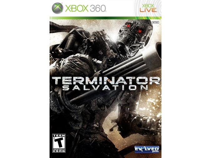 Xbox 360 Terminator Salvation