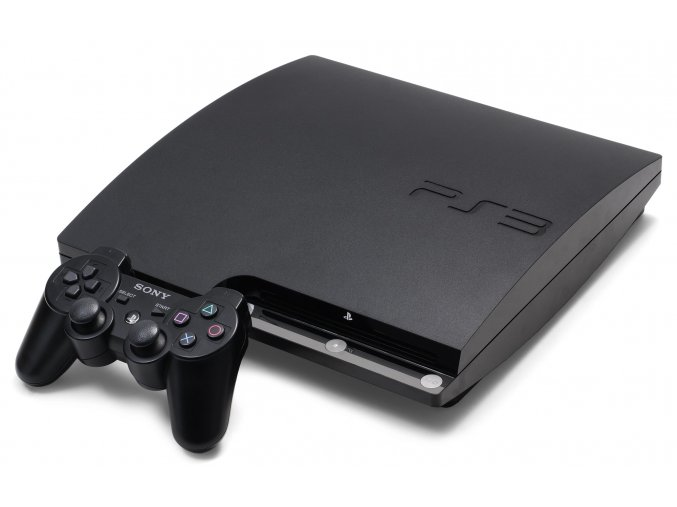 Sony Playstation 3 SLIM 320 GB