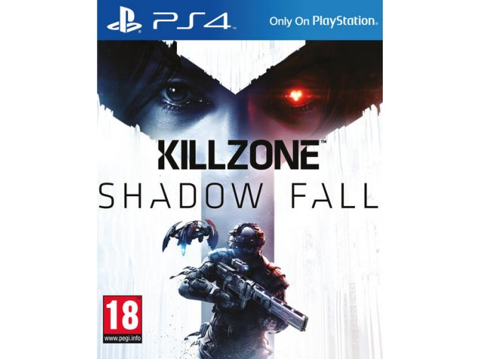 PS4 Killzone: Shadow Fall