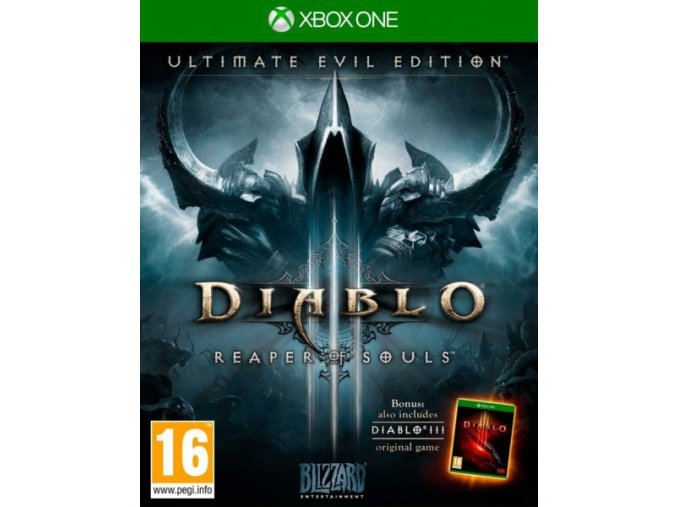 Xbox One Diablo 3: Reaper of Souls - Ultimate Evil Edition