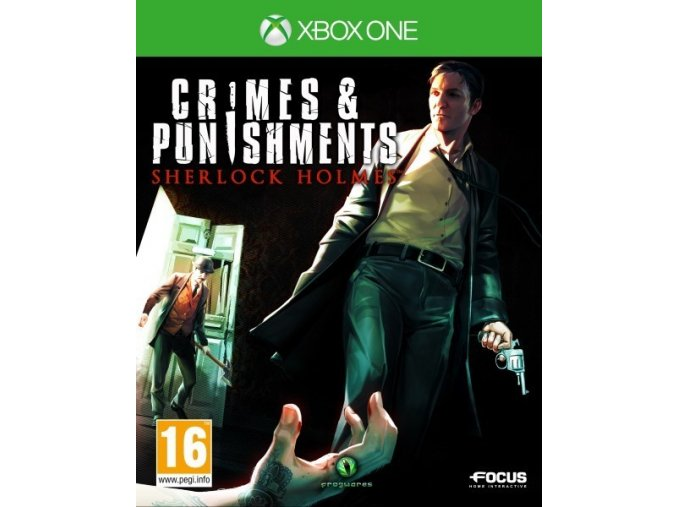 Xbox One Sherlock Holmes: Crimes & Punishments