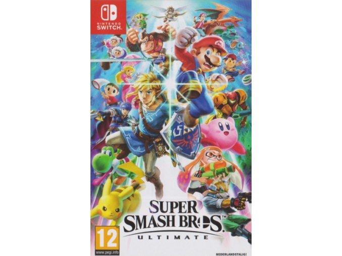Nintendo Switch Super Smash Bros: Ultimate