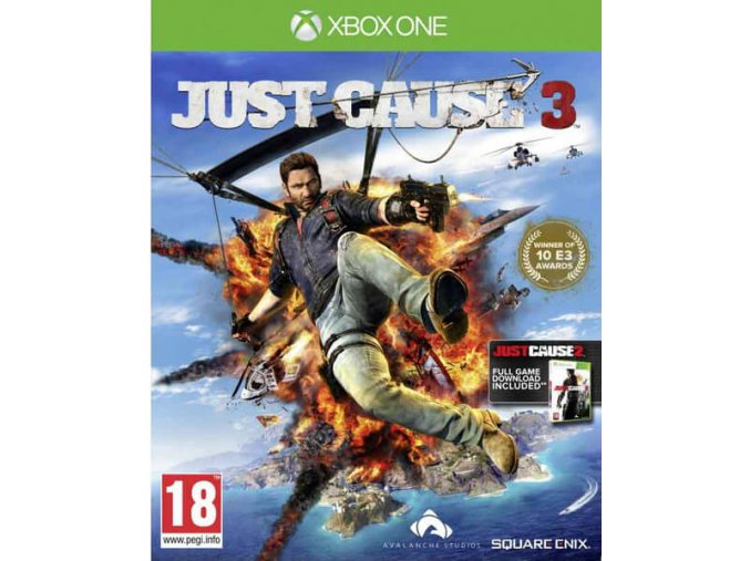Xbox One Just Cause 3