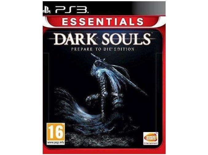 PS3 Dark Souls - Prepare to Die Edition