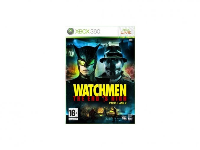 Xbox 360 Watchmen: The End Is Nigh