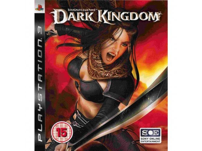 PS3 Untold Legends: Dark Kingdom