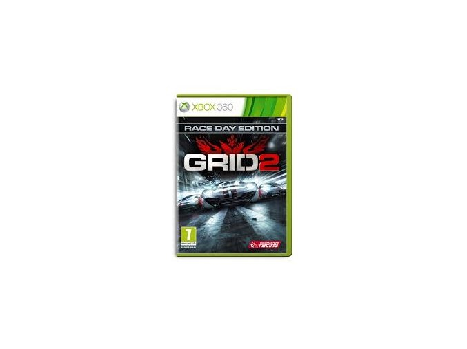 Xbox 360 Grid 2 - Race Day Edition