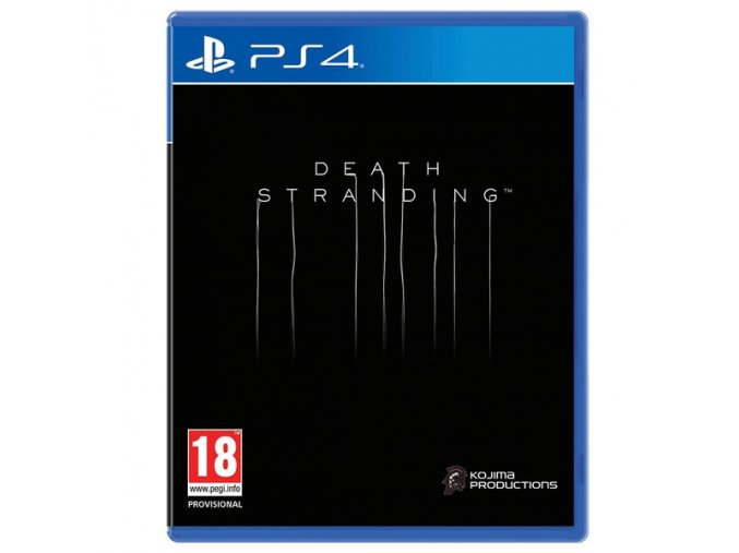 PS4 Death Stranding