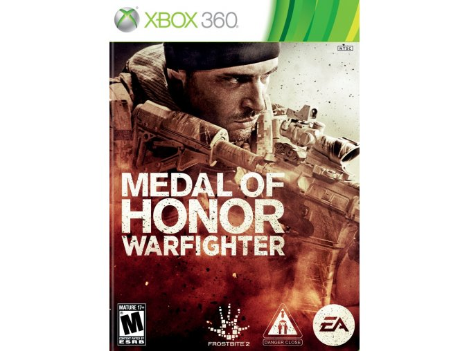 Xbox 360 Medal of Honor: Warfighter