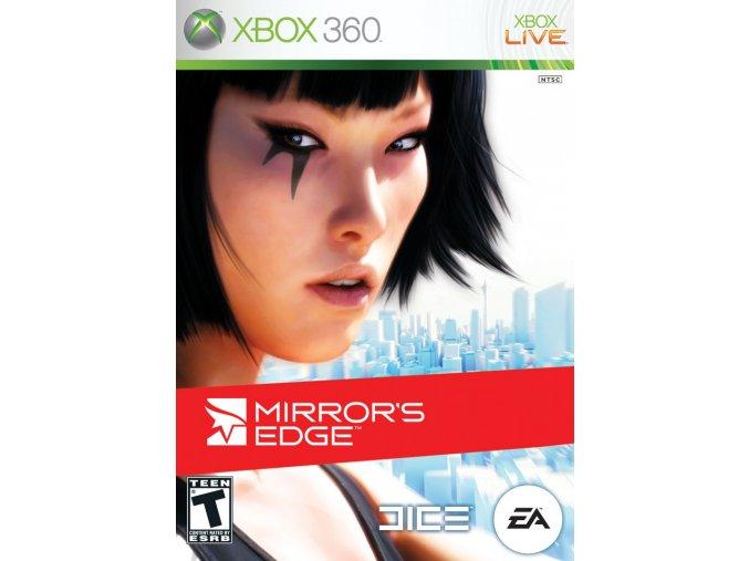 Xbox 360 Mirrors Edge