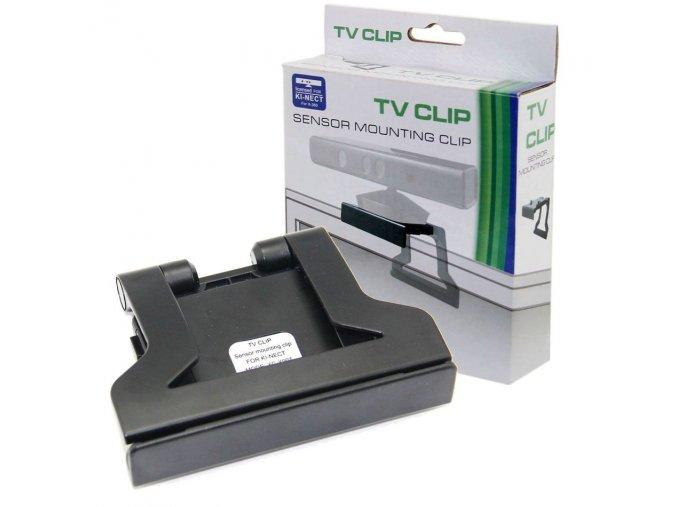 Držák TV Clip na Kinect Xbox 360