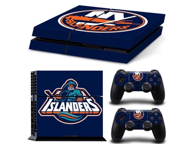 PS4 Polep Skin New York Islanders