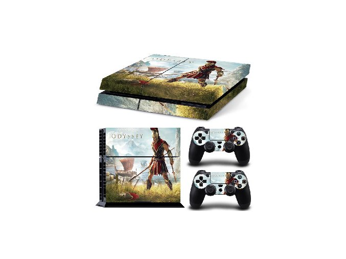PS4 Polep Skin Assassin's Creed: Odyssey