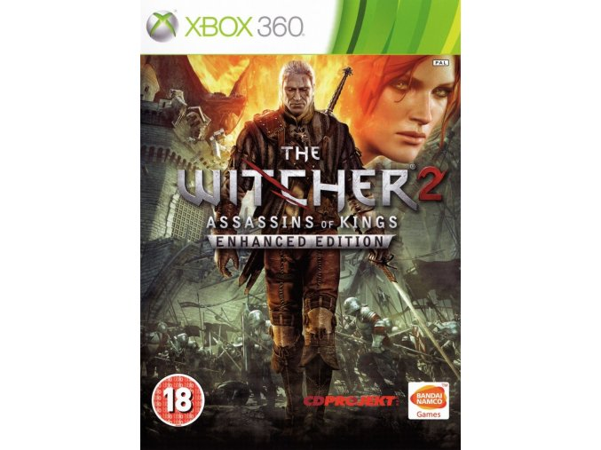 Xbox 360 The Witcher 2: Assassins of Kings