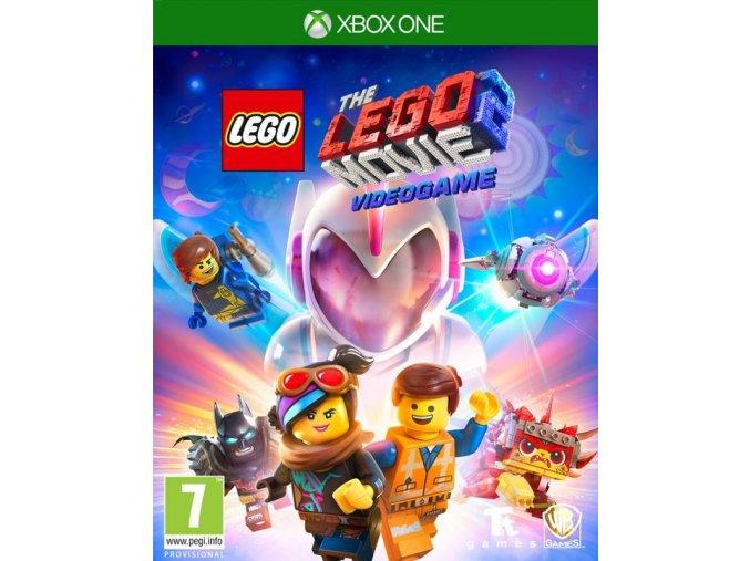Xbox One LEGO Movie Videogame 2