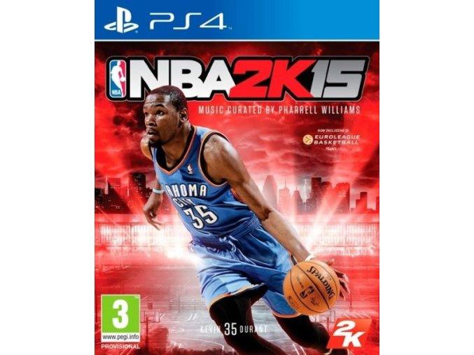 PS4 NBA 2K15