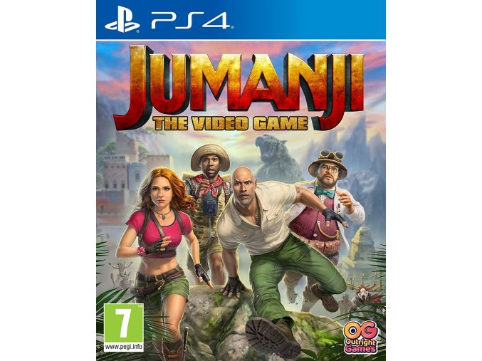 PS4 Jumanji: The Video Game