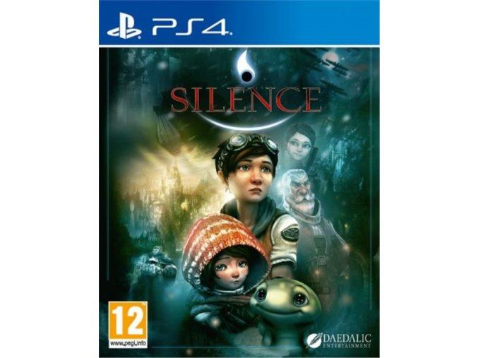 PS4 Silence