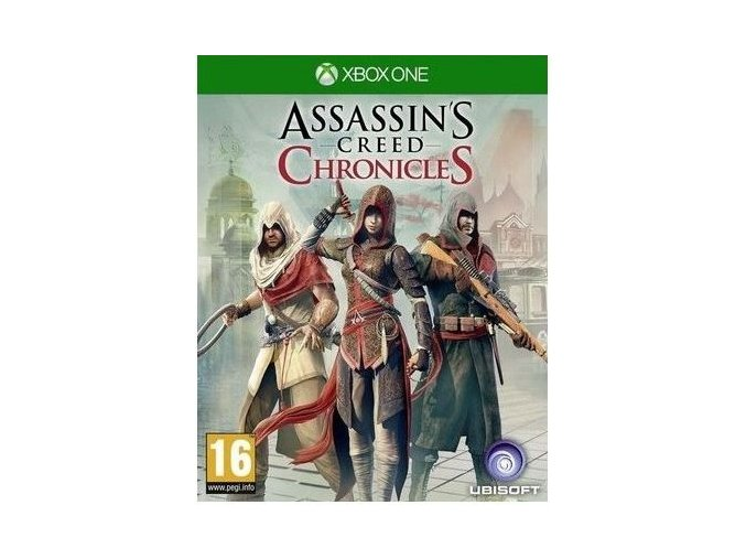 Xbox One Assassin's Creed: Chronicles
