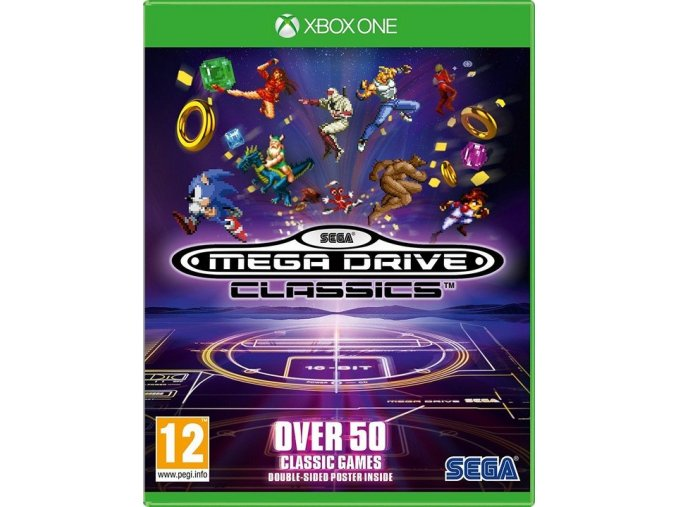Xbox One Sega Mega Drive Classics
