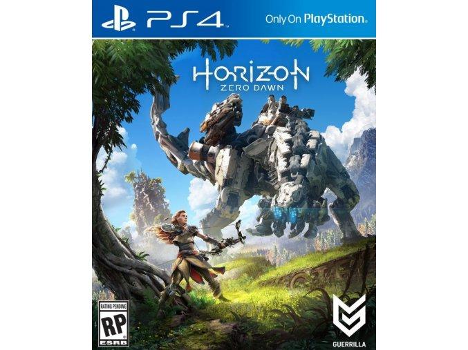 PS4 Horizon Zero Dawn